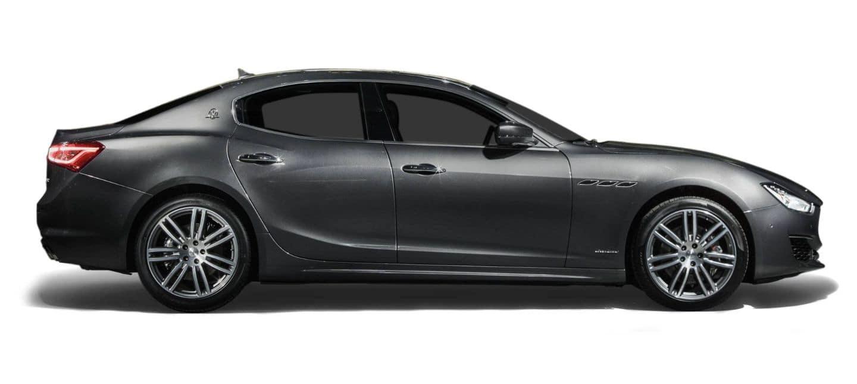 Maserati-Ghibli-side