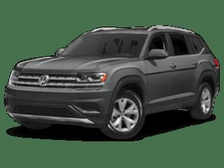 2019 VW Atlas angled