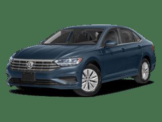 2019 VW Jetta angled