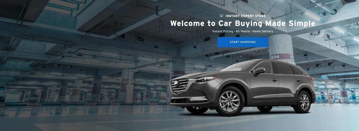 Car Buying Made Simple - Roadster Banner