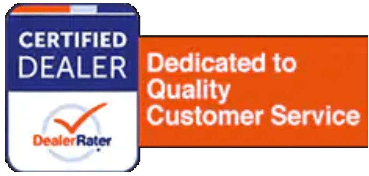 Certified Dealer - DealerRater