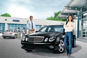 Mercedes-Benz Certified Collision Repair Center in Oklahoma City