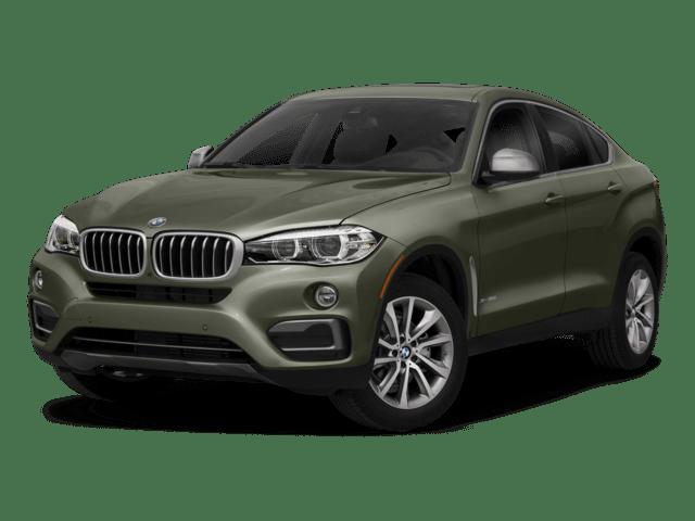 BMW X6 olive