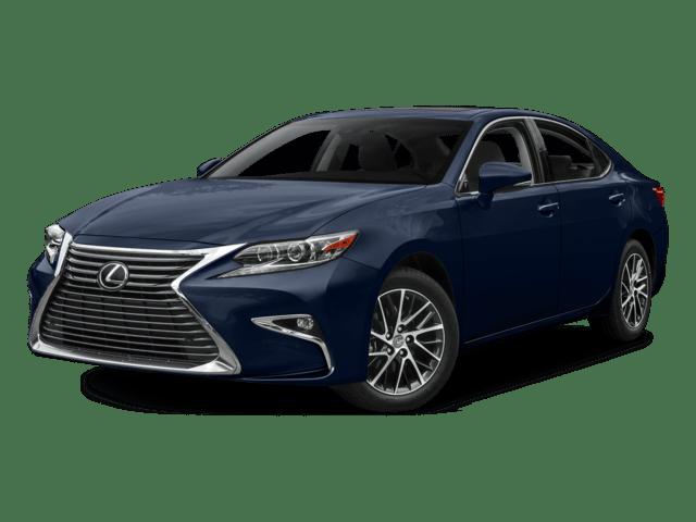 Lexus ES 350 blue