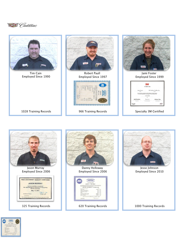 certified mechanics group 1