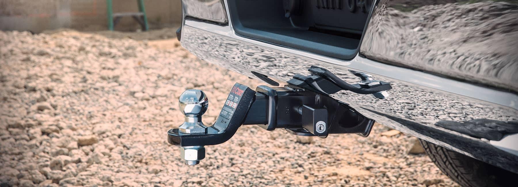 Chevrolet Trailer Hitch