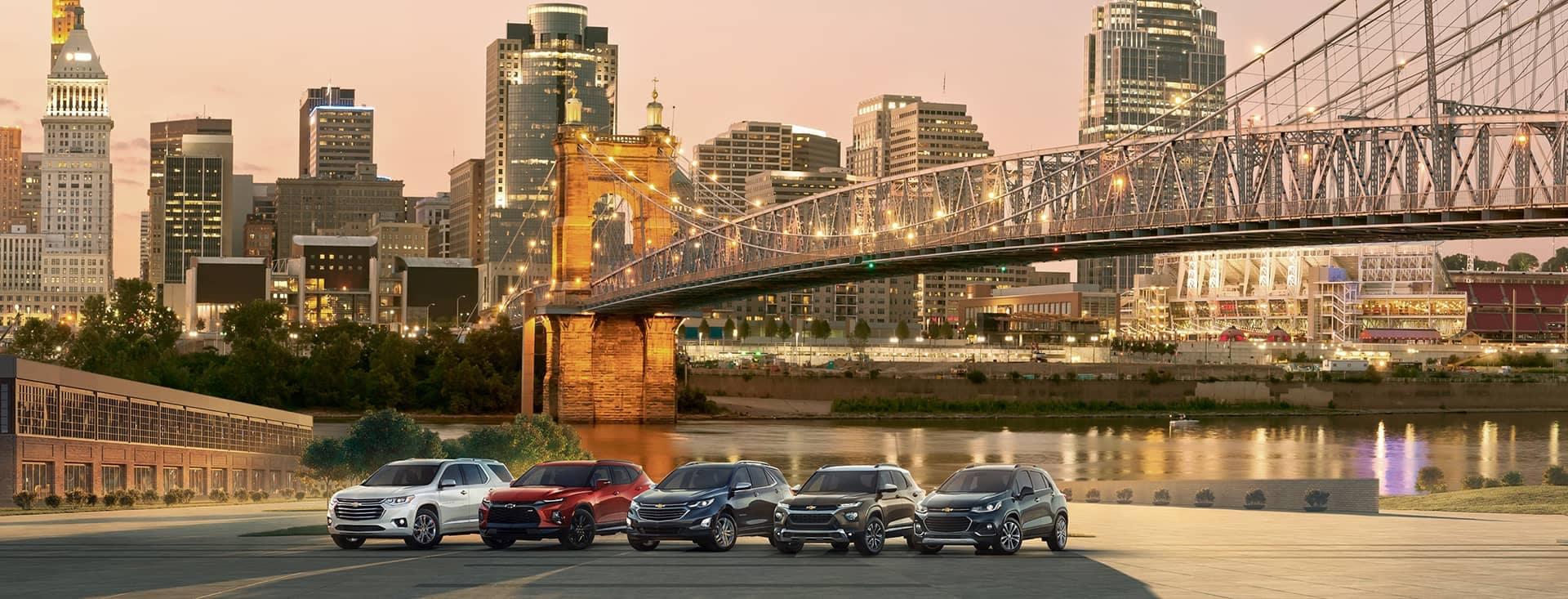 Mccluskey Chevrolet Cincinnati Oh New And Used Auto Dealership