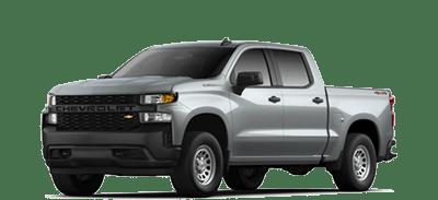 Silverado Work Trucks