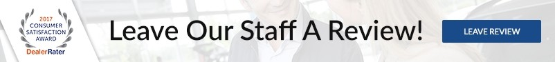Staff Reviews