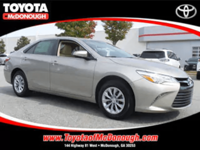 Toyota Camry LE Rental