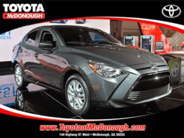 Scion iA Rental