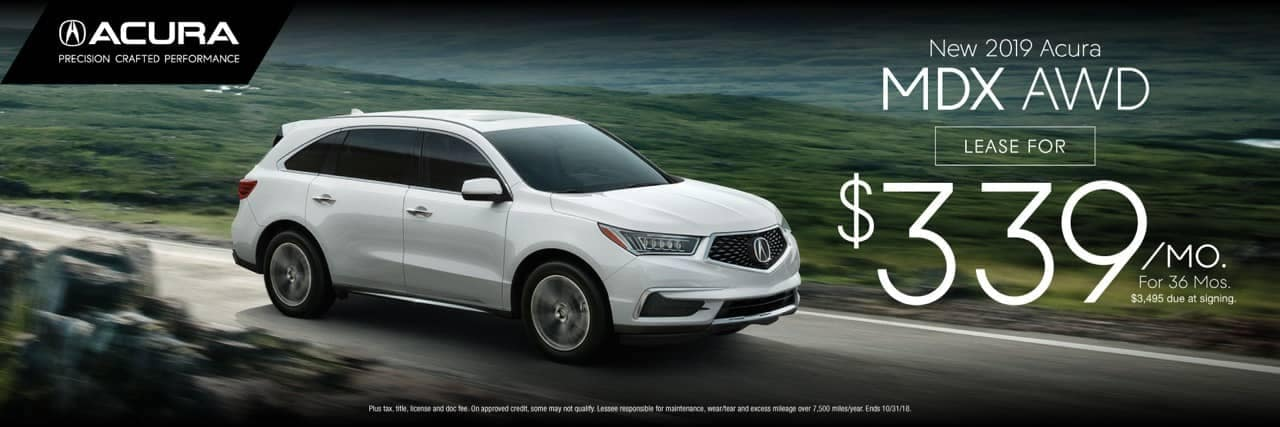 New Used Acura Dealer Lake Forest IL Libertyville Vernon Hills - Acura mdx 2018 parts