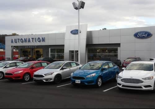 McLarty Ford dealership buiilding