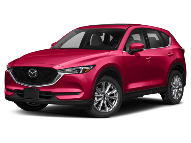 cx-5 red