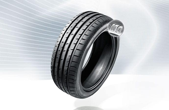 Image of a tire
