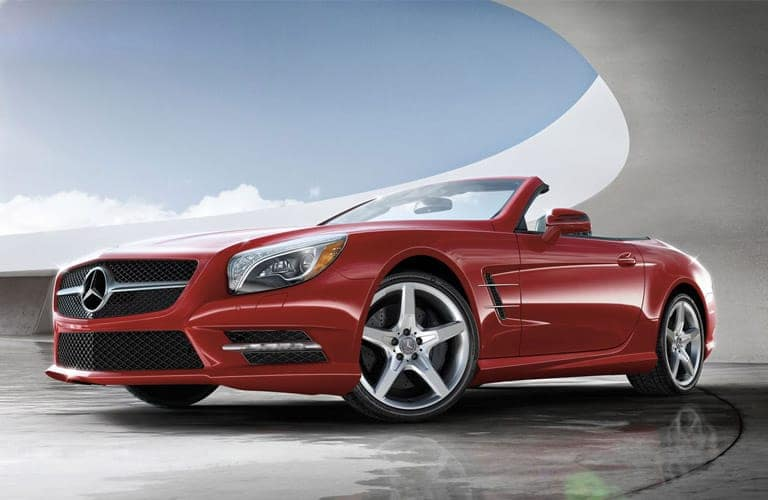 Mercedes-Benz-SL-Roadster