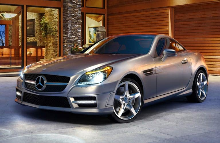 Mercedes-Benz-SLK-Roadster