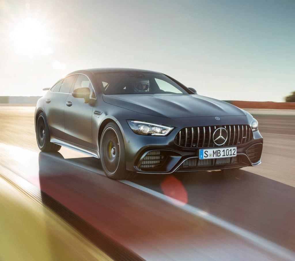 Mercedes-AMG® GT