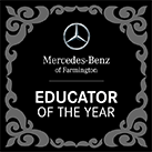 Educator of the year logo