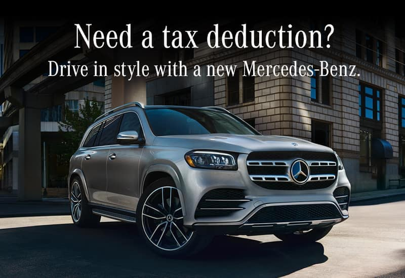 Tax Deduction Banner