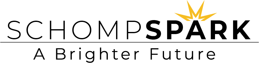 SchompSpark logo