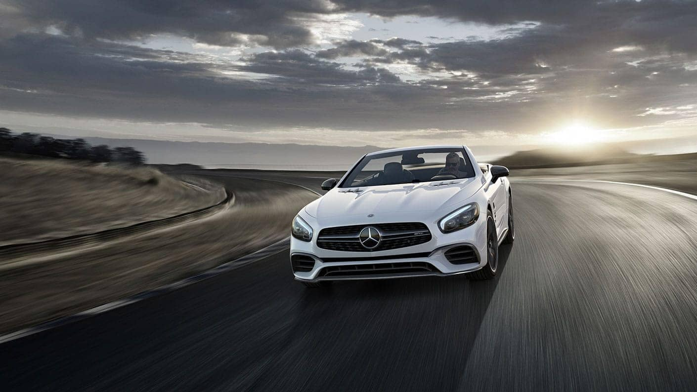 picture of 2019 Mercedes-Benz SL AMG Roadster