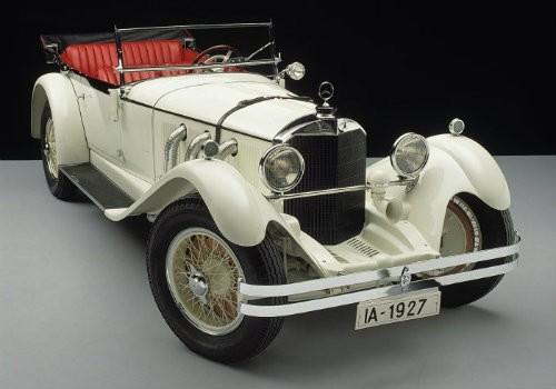 1927 Mercedes-Benz type 680 model S