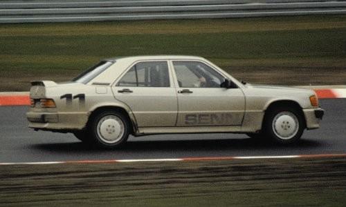 1984 Mercedes-Benz 190 E 2.3-16