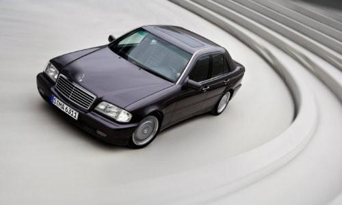 1993 Mercedes-Benz C 36 AMG