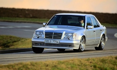 1994 Mercedes-Benz E 500 Limited