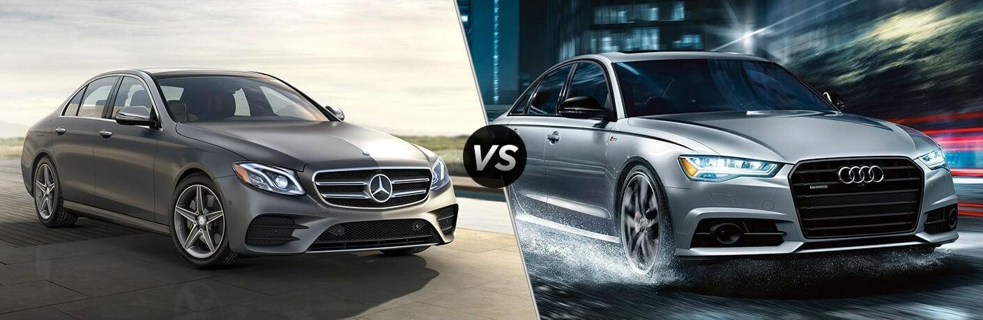 2017 Mercedes Benz E Class Comparison