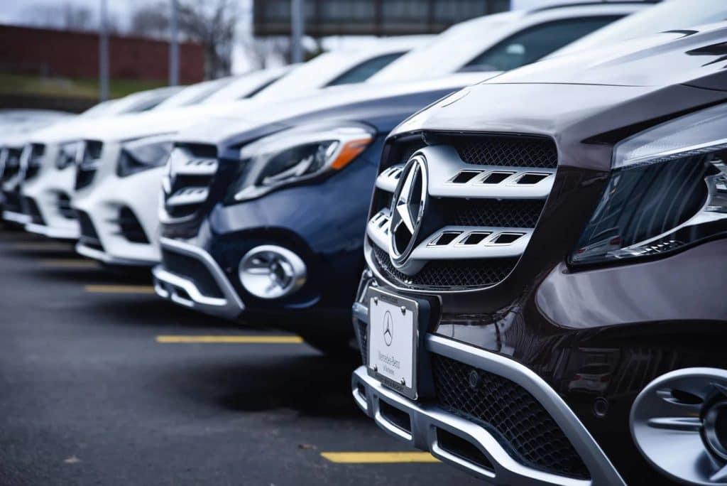 Mercedes-Benz of Rochester vehicles