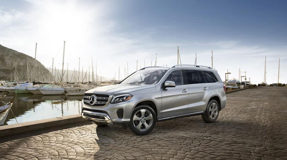 Mercedes-Benz GLS Class SUV