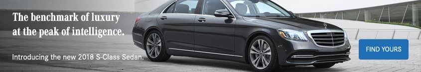 2018 S Class Sedan