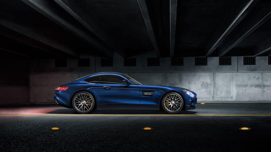 2016 AMG GTS Class Coupe