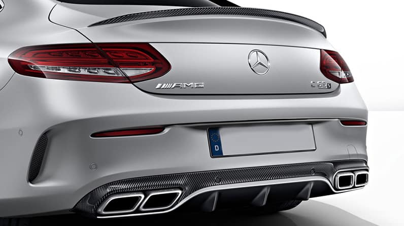 2017 Mercedes-Benz AMG C63