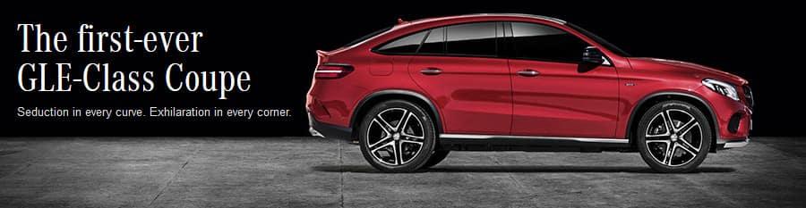 2016 Mercedes-Benz GLE-Class GLE450 Coupe