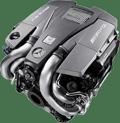 AMG Performance Engine