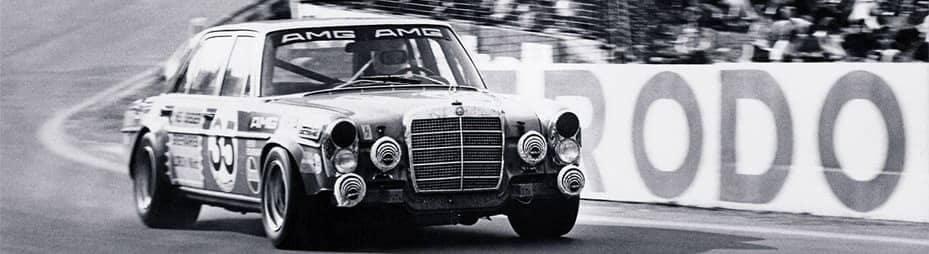 AMG Performance History
