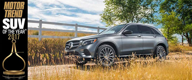 Mercedes-Benz GLC Wins SUV of the Year