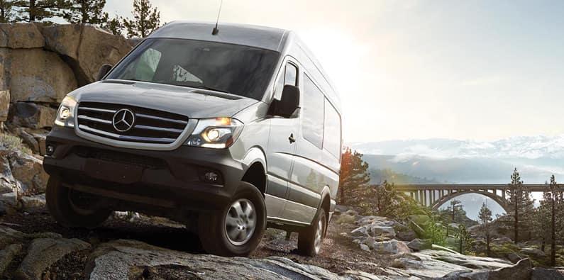 2017 Sprinter 4X4 Cargo Van