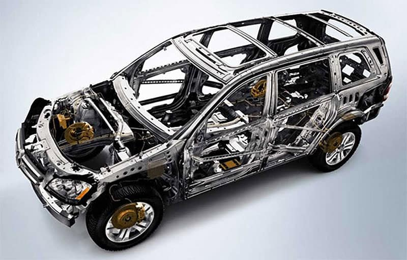 Mercedes-Benz Safety Technology Features