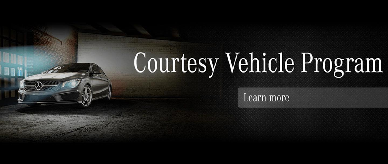 Courtesy Vehicle Program