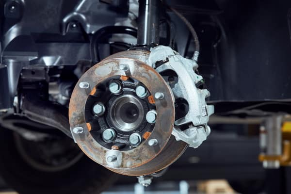 Mercedes-Benz Genuine Brakes in Summerville SC