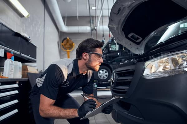 Mercedes-Benz Service-A in Summerville SC