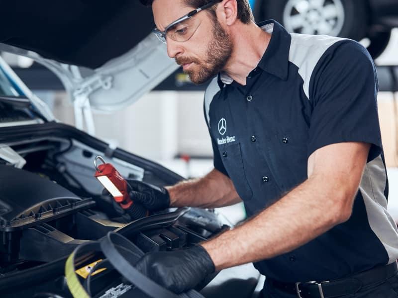 Mercedes-Benz Term Protection