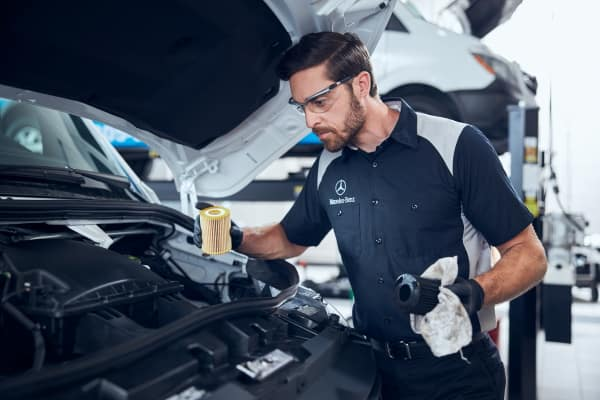 Mercedes-Benz Genuine Oil Filters in Summerville SC