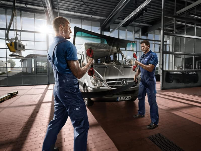 Mercedes-Benz Auto Glass in Summerville SC