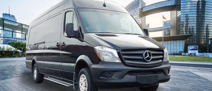 Driverge MERCEDES-BENZ SPRINTER IMPRESSION SERIES available from Mercedes-Benz Van Center - Baker