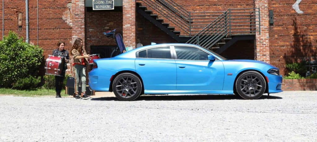 charger blue
